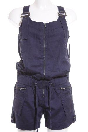 Edc Esprit Jumpsuit dunkelblau Casual-Look