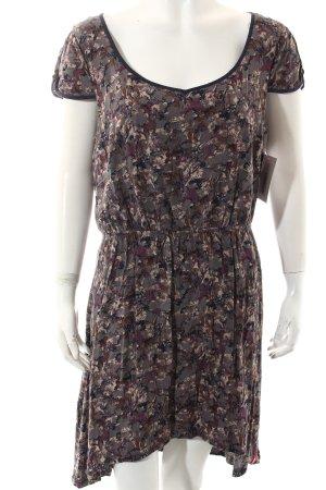 Edc Esprit Kleid florales Muster Casual-Look