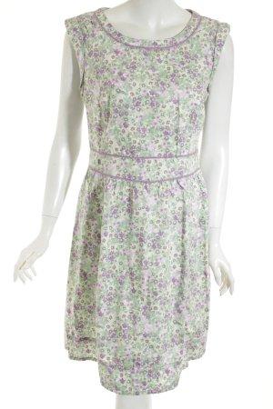 Edc Esprit Kleid florales Muster Hippie-Look