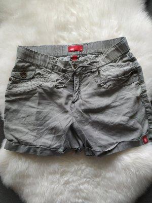 edc by Esprit Linen Pants khaki linen