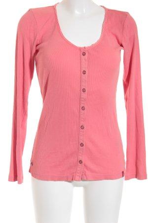 Edc Esprit Longsleeve pink romantic style