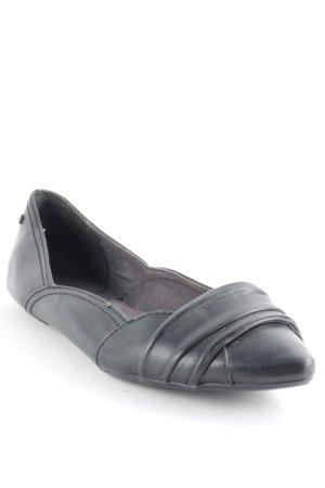 Edc Esprit Slip-on noir style décontracté