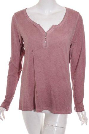 Edc Esprit Shirt altrosa Casual-Look