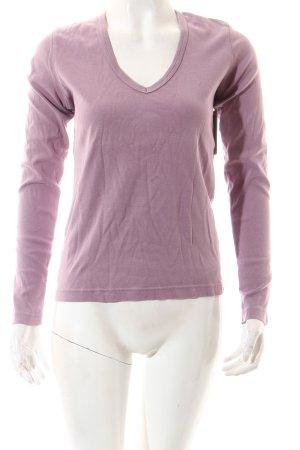 Edc Esprit Shirt blasslila Casual-Look