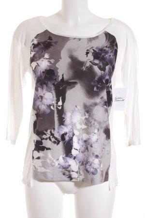 Edc Esprit Shirt florales Muster Casual-Look