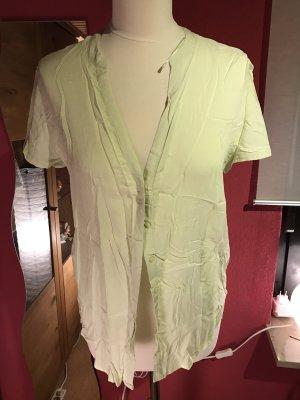 Edc Esprit Shirt grün Bluse Tunika
