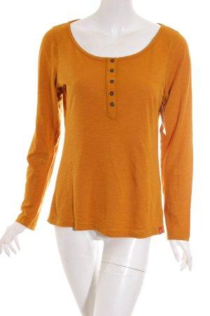 Edc Esprit Shirt hellbraun Casual-Look