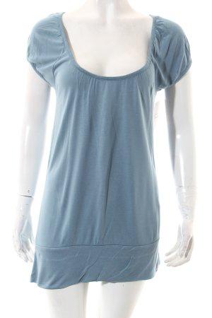Edc Esprit Shirt himmelblau Casual-Look