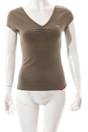 Edc Esprit Shirt khaki Casual-Look