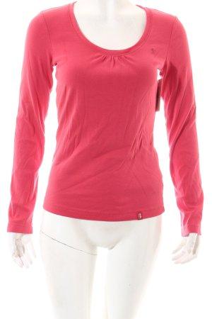 Edc Esprit Shirt neonrot Casual-Look