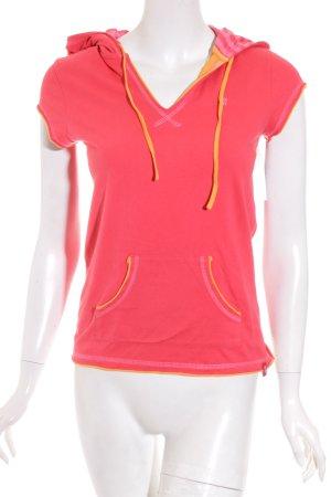 Edc Esprit Shirt ziegelrot Casual-Look