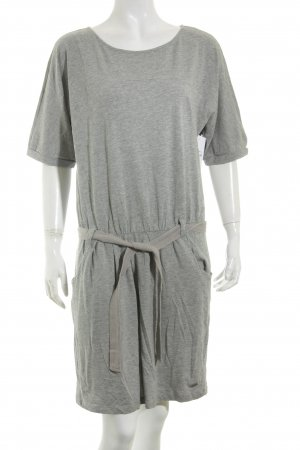 Edc Esprit Shirtkleid grau Beach-Look