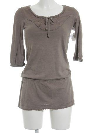 Edc Esprit Shirtkleid graulila Romantik-Look