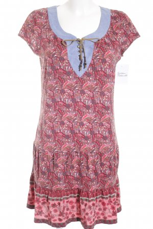 Edc Esprit Shirtkleid Paisleymuster Beach-Look
