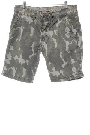 Edc Esprit Shorts Camouflagemuster Boyfriend-Look