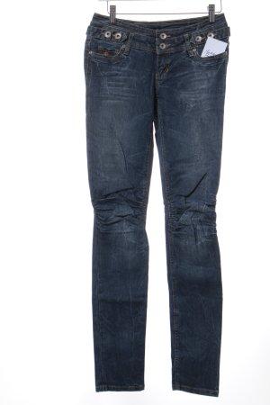 Edc Esprit Skinny Jeans blau Casual-Look