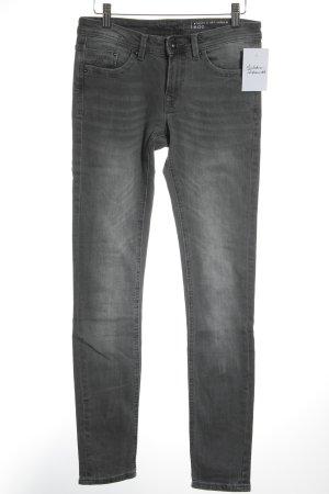 Edc Esprit Skinny Jeans grau Casual-Look
