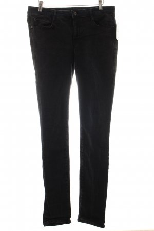 Edc Esprit Skinny Jeans schwarz Casual-Look
