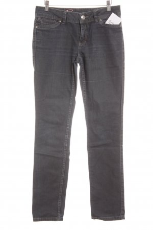 Edc Esprit Slim Jeans blau Street-Fashion-Look