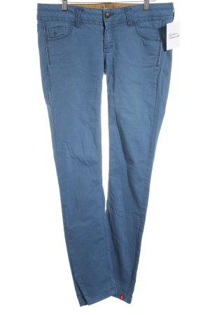 Edc Esprit Slim Jeans hellorange-petrol Casual-Look