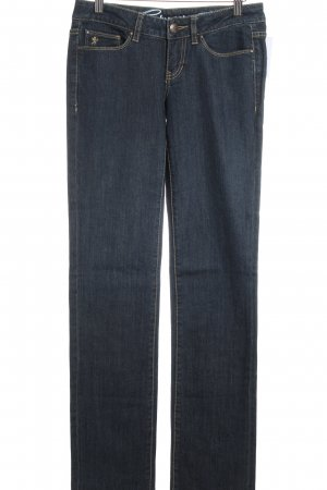 Edc Esprit Stretch Jeans dunkelblau Casual-Look