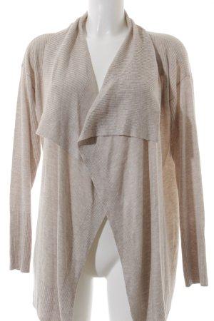 Edc Esprit Strick Cardigan beige Casual-Look