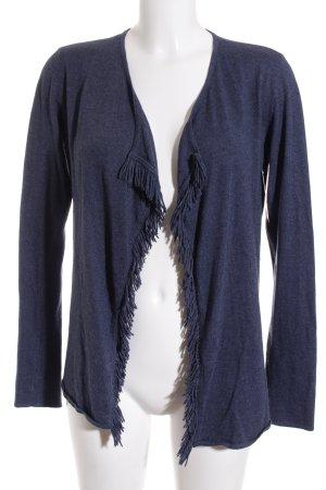 Edc Esprit Strickjacke kornblumenblau Casual-Look