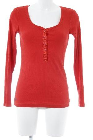 Edc Esprit Sweatshirt hellrot Casual-Look