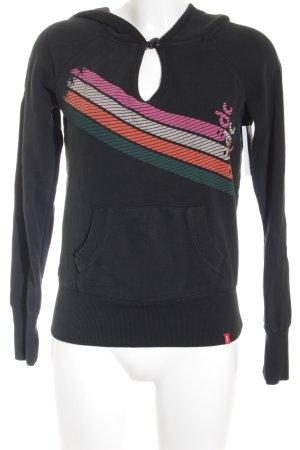 Edc Esprit Sweatshirt veelkleurig casual uitstraling