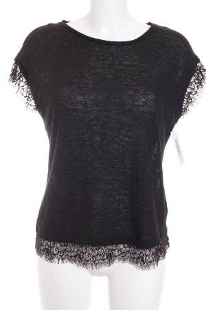Edc Esprit T-Shirt schwarz klassischer Stil
