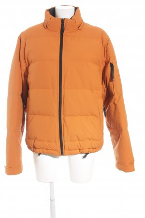 Edc Esprit Winterjacke orange Casual-Look