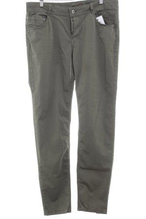 edc Five-Pocket Trousers khaki simple style