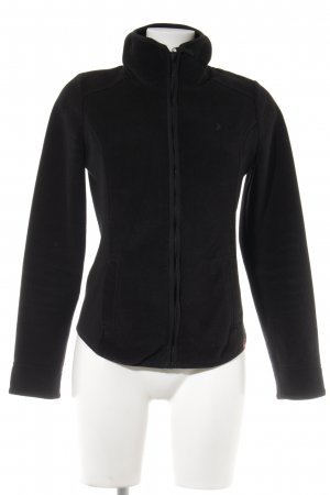 edc Fleece Jackets black casual look