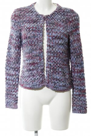 edc Grobstrickjacke meliert Casual-Look