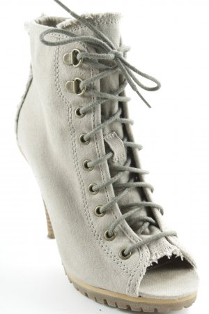 edc High Heels beige Casual-Look
