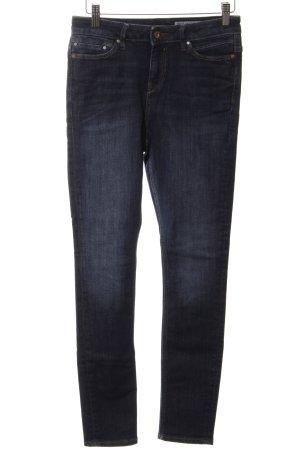 edc Jeans taille haute bleu Aspect de jeans