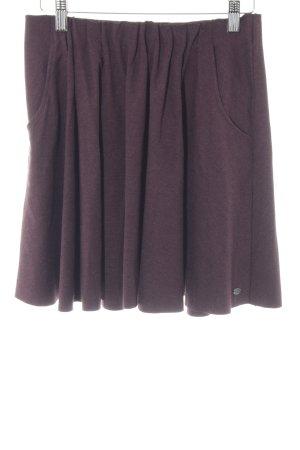 edc High Waist Skirt bordeaux casual look