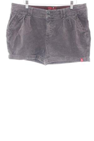 edc Hot Pants hellgrau Casual-Look