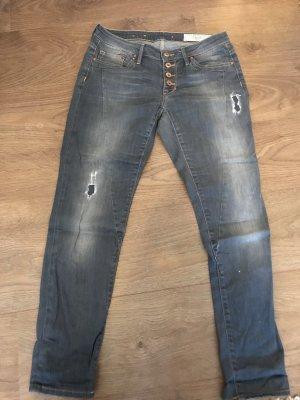 edc by Esprit Jeans boyfriend blu pallido