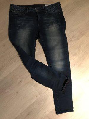 edc by Esprit Vaquero hipster azul oscuro-gris pizarra