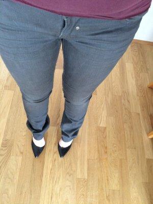EDC Jeans grau schwarz neu