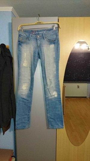 edc Jeans im used look