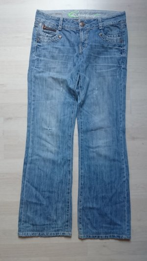 edc Jeans, Modell Play, used look