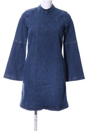 edc Jeanskleid blau Casual-Look
