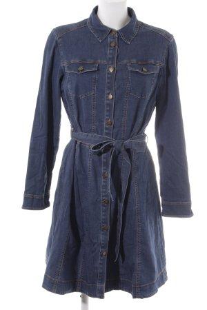edc Jeansjurk blauw casual uitstraling