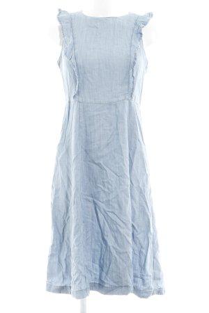 edc Denim Dress azure casual look