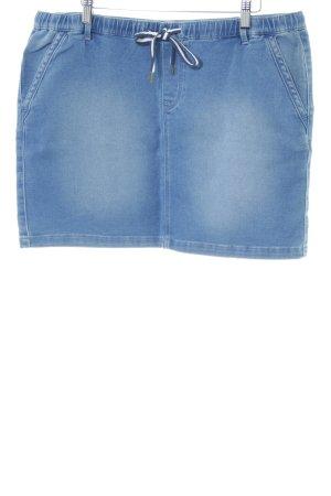 edc Jeansrock blau schlichter Stil