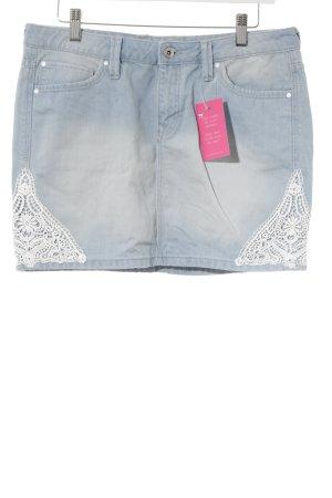 edc Jeansrock himmelblau Jeans-Optik