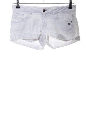 edc Pantaloncino di jeans bianco stile casual