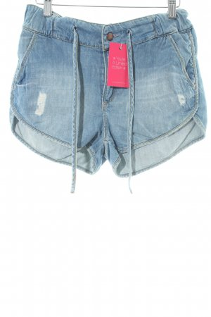 edc Jeansshorts himmelblau Casual-Look